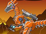 Toy War Robot Raptors