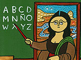 Famous Paintings Parodies 8