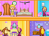 Masha And The Bear Dollhouse
