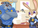 Zootopia Job Slacking