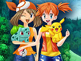 Pokemon Girls Dressup
