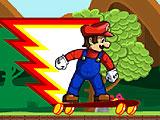 Mario Skate Ride 3