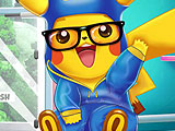 Pikachu Doctor And Dressup