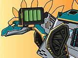 Dino Robot: Kentrosaurus
