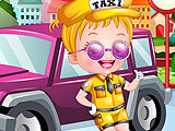 Baby Hazel Chauffeur Dressup