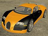 Bugatti Car Memory