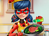 Miraculous Ladybug Real Cooking