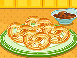 Cooking Frenzy: Pretzels