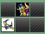 Simpsons Halloween Memory