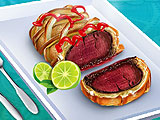 Cooking Beef Wellington