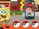 Spongebob Pokemon Go
