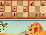Desert Sudoku