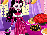 Draculaura's New Year Party