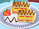 Sara's Napoleon Pastries