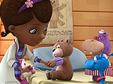 Doc McStuffins Find Objects