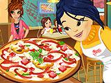 Pizza! First job