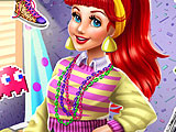 Mermaid Princess 80's Diva