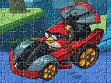 Red Go Puzzle