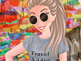 Rapunzel's Travel Blog