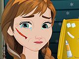 Anna Frozen After Injury