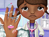 Mc Stuffins Hand Doctor 2