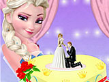 Elsa Cake Decoration