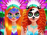 Carnival Selfie Challenge