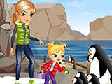 Penguins Land