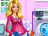 Clothes Washing Day