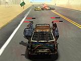 Zombie Dead Car