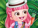 Baby Hazel Zoologist