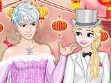Disney Crossdress Wedding