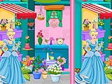 Cinderella Flower Shop