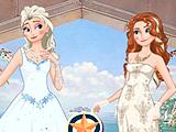 Princesses Double Wedding