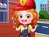 Baby Hazel Electrician