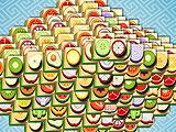 Fruit Mahjong: Pyramid Mahjong