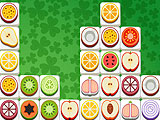 Fruits Mahjong Connect