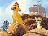 The Lion Guard Hidde
