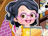 Baby Hazel Storywriter