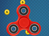 Fidget Spinner Clicker