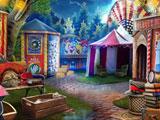 Circus Garage Sale