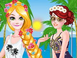 Princess's California Summer