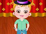 Baby Hazel Magic Show