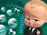 Boss Baby Math Quiz