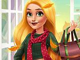 Blonde Princess Fall Trends