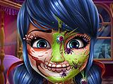 Ladybug Halloween Makeup