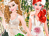 Princesses Double Boho Wedding