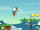 Super Penguin Infinite Run 2D