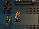 Star Wars Rebels: Chopper Chase