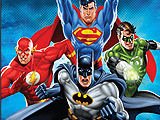 Justice League Story Maker